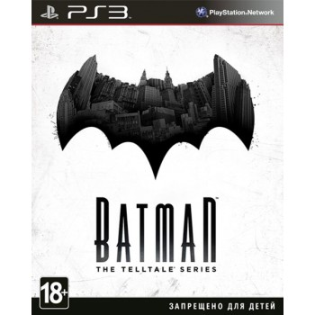 Batman The Telltale Series (Playstation 3)
