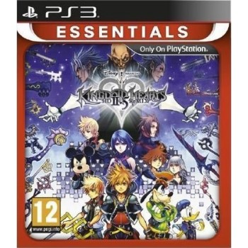 Kingdom Hearts HD 2.5 Remix  (Playstation 3)