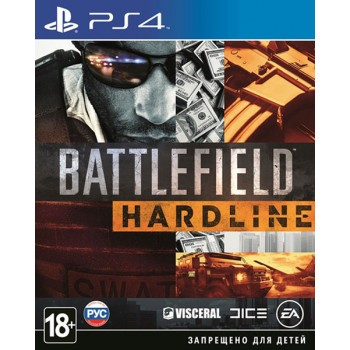 Battlefield Hardline (Playstation 4)
