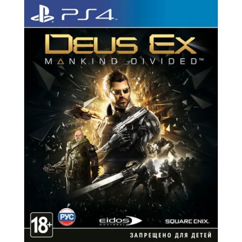 Deus Ex: Mankind Divided. Day 1 Edition (Playstation 4)