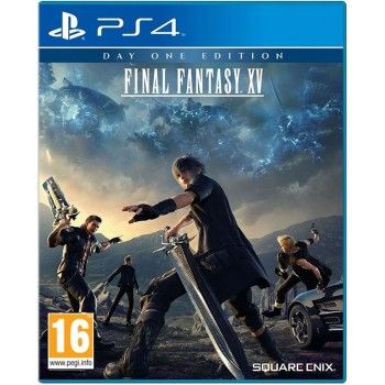 Final Fantasy XV Day One Edition (Playstation 4)