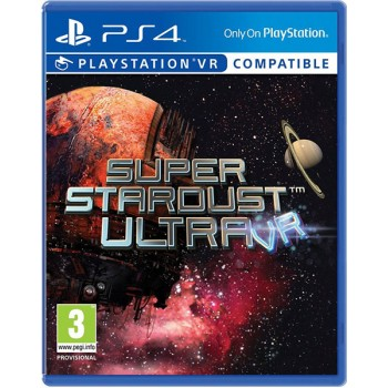 Super Stardust Ultra VR (Playstation 4)