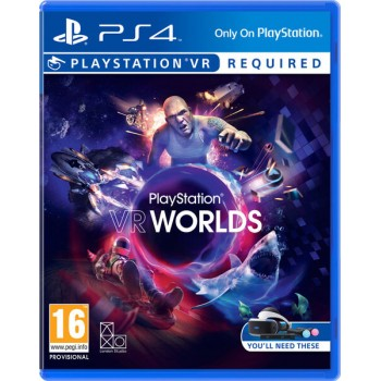 PlayStation VR Worlds (Playstation 4)