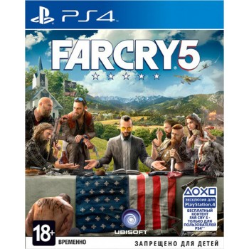 Far Cry 5 (Playstation 4)