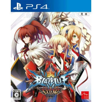 Blazblue: Chrono Phantasm EXTEND (Playstation 4)