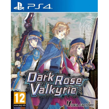 Dark Rose Valkyrie (Playstation 4)