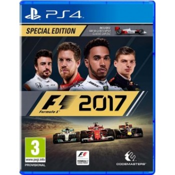 F1 2017 [FORMULA 1] (Playstation 4)