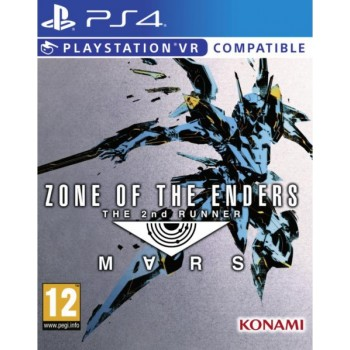 Zone of the Enders The 2nd Runner - Mars (Playstation 4)