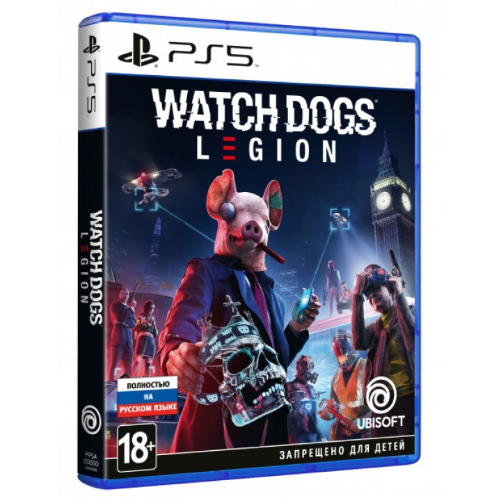 Игра для Playstation 5 Watch Dogs Legion