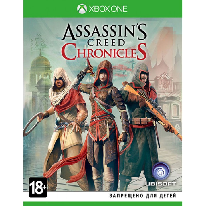 Игра для XBOX ONE Assassin's Creed Chronicles: Трилогия