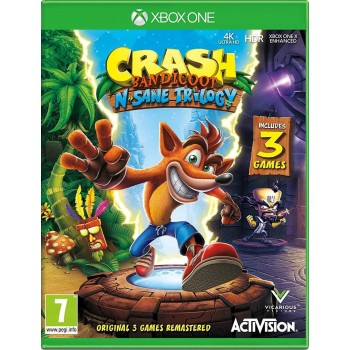 Crash Bandicoot N Sane Trilogy (Xbox One)