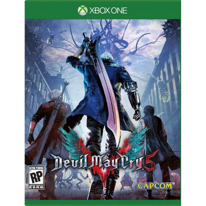 Игра для Xbox One Devil May Cry 5