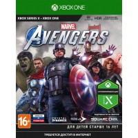 Мстители Marvel [Avengers] (Xbox One)