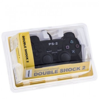 Джойстик Dual Shock 2 Playstation 2 (PS2)