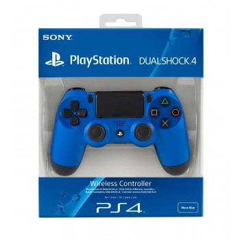 Геймпад Dual Shock 4 (Playstation 4) синий (версия 2.0)